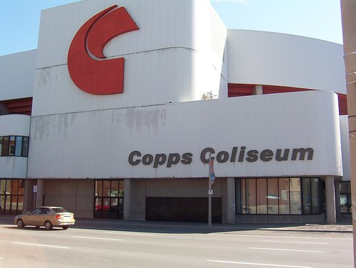 Copps coliseum