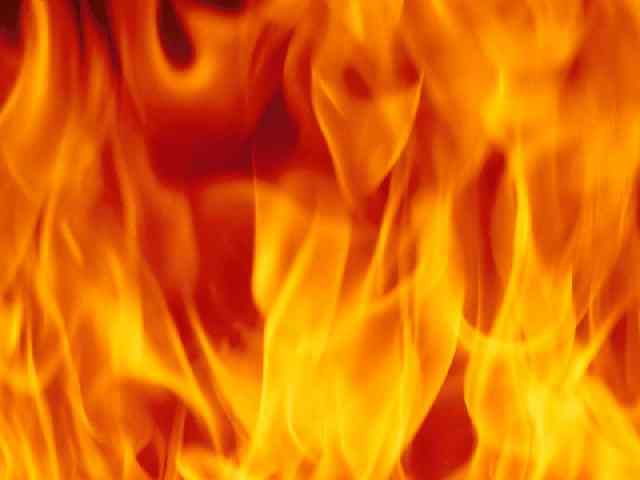 God fire