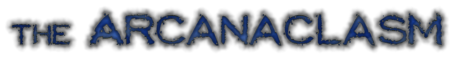 The arcanaclasm   logo