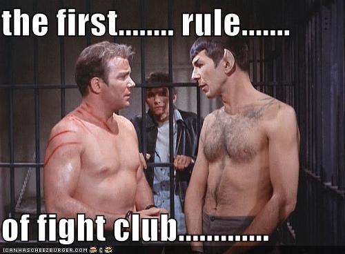 Startrekfightclub