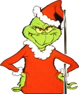 Grinch w festivus