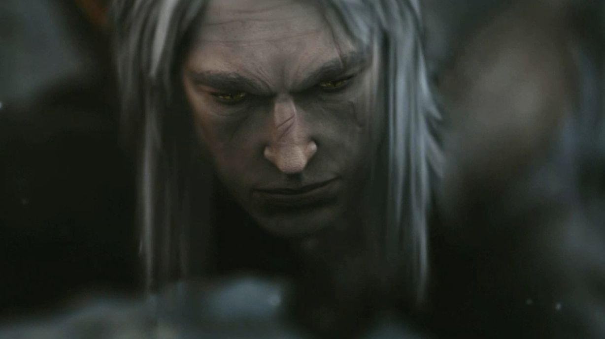 The witcher rise of the white wolf teaser trailer 3