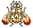 Unholy symbol of urgathoa
