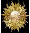 Holy light necklace