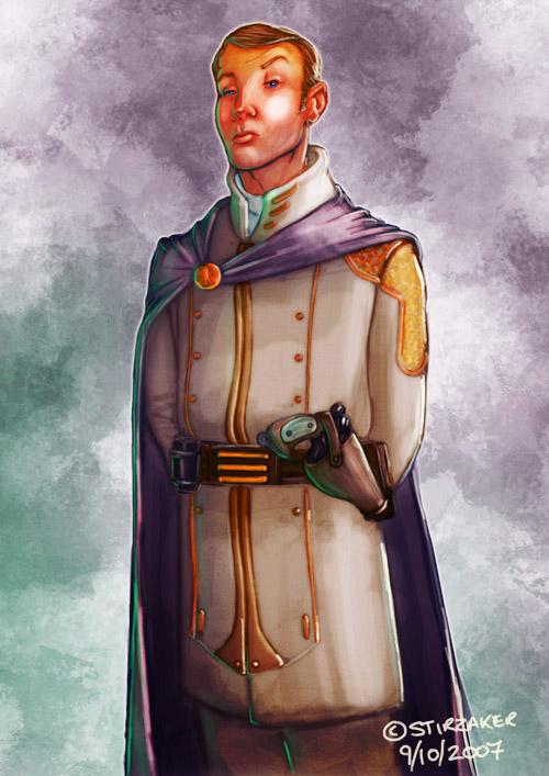 Arrogant noble