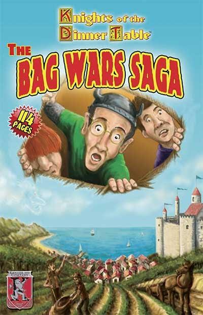 Kodt bag wars