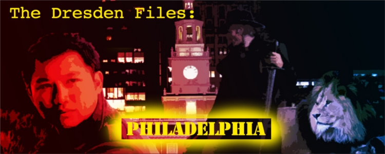 Dresden Files: Philadelphia