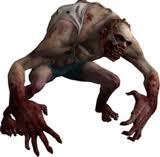 Deathride zombie