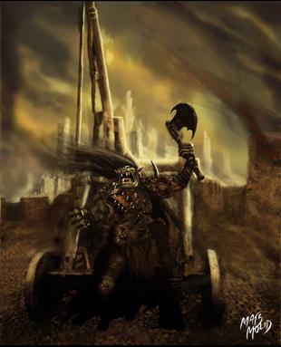 Gorik catapult