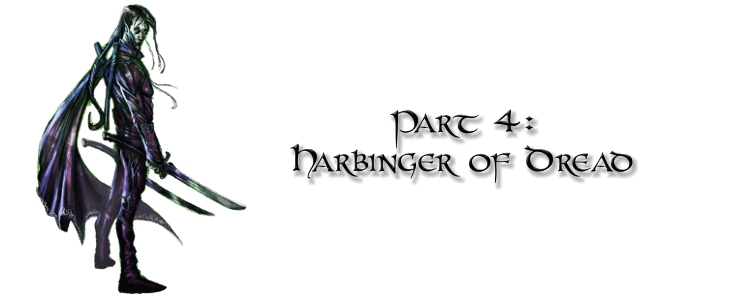 Harbinger of dread