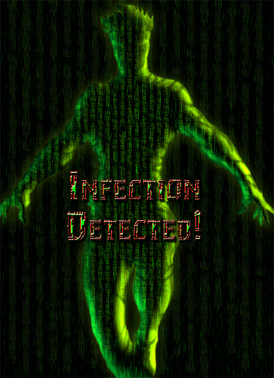 Infection detected