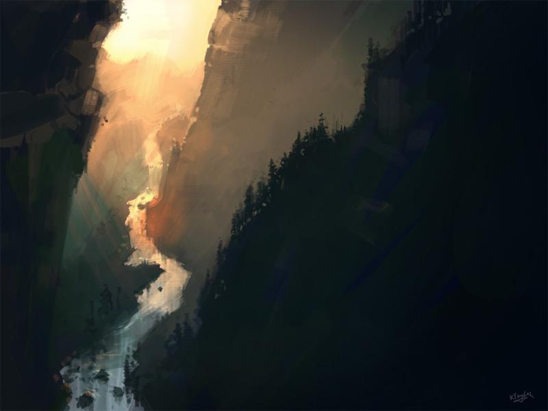 Foamfire valley
