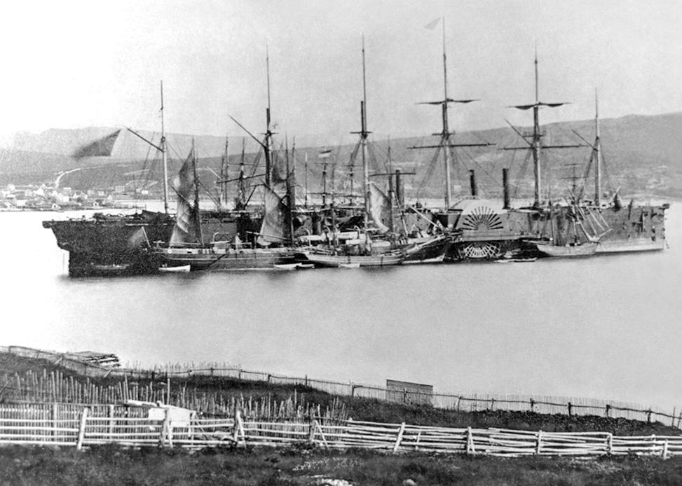 Great eastern 1866