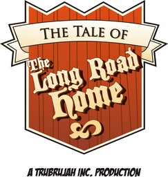 The long road home logo