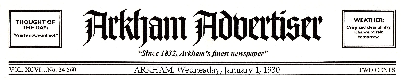 Nag  wek arkham 19300101