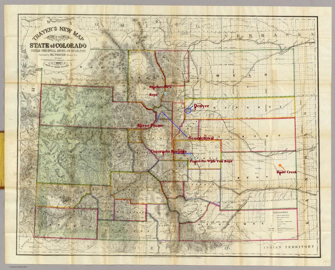 Colorado For the Directionless Garou
