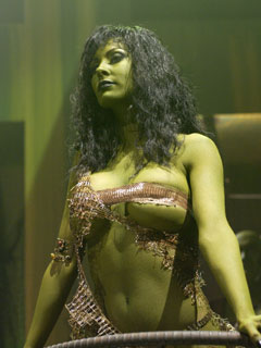 Orion slave girl