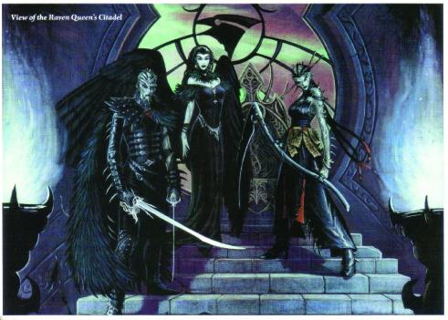 Raven queen s citadel