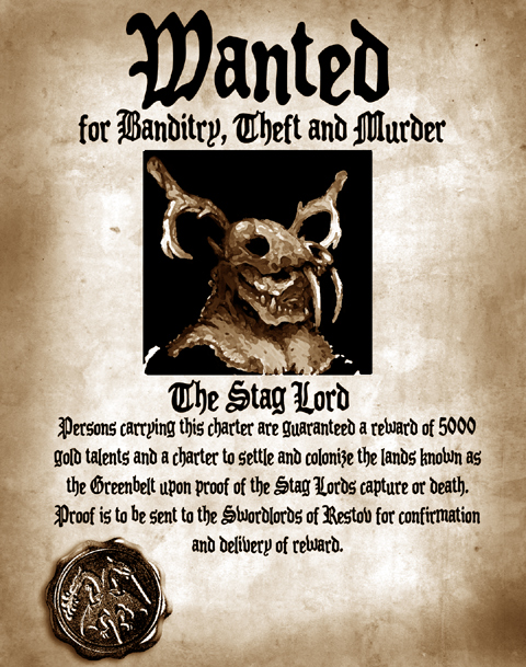 Stag lord poster web