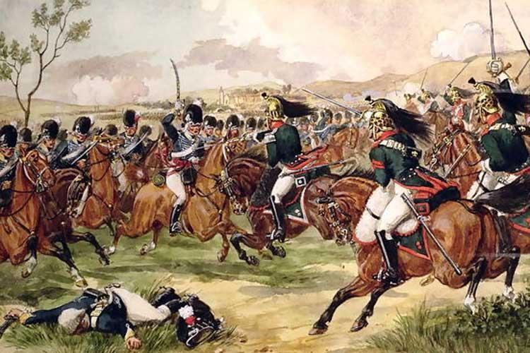 Battle of vimeiro 21st august 1808