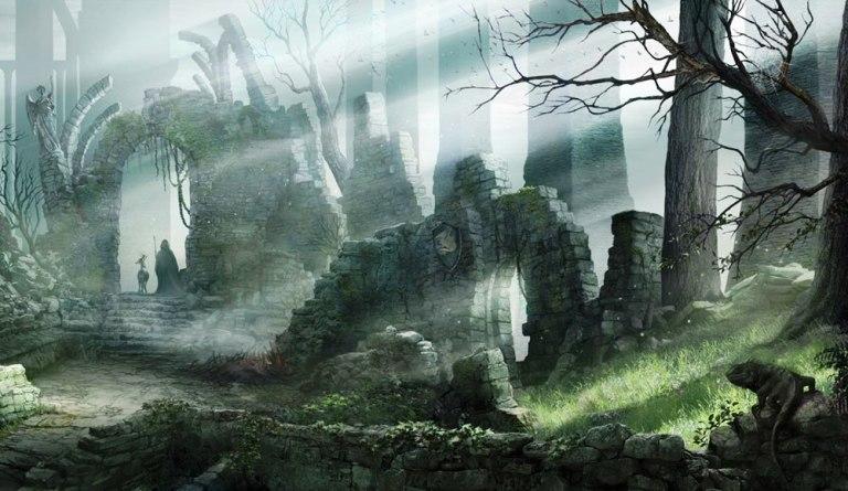 Redder hander of doomer 2nd rhod campaign for Portent relic