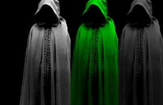 Three robes of arcanus