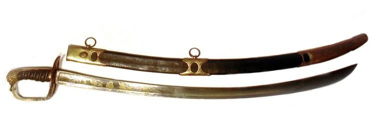 1803 infantry sabre