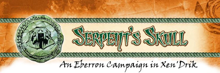 Serpent's Skull in Eberron
