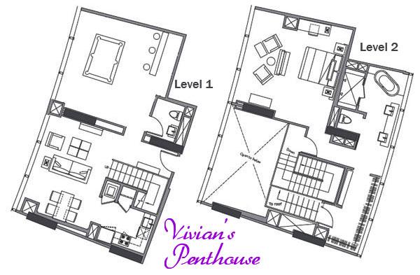 Vivian's Floor Plan