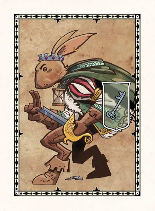 Harrow rabbit prince 500
