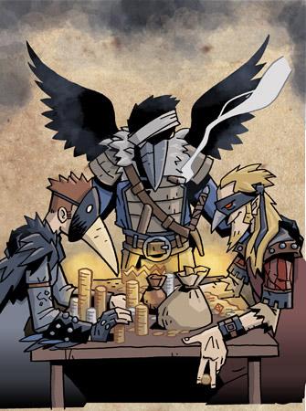 Harrow crows
