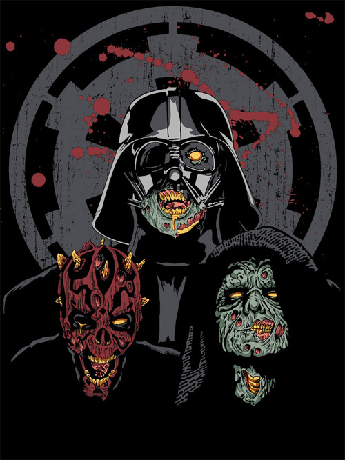 Zombie sith lords