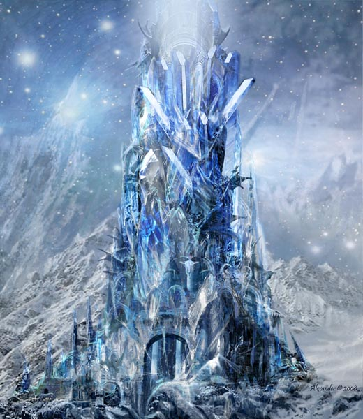 Menace of the icy spire the realms of adventure obsidian portal
