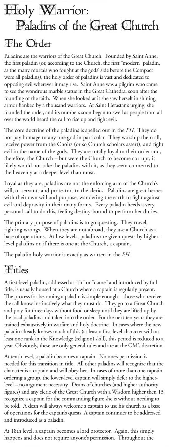 Holy warriors of the great church page 1 copy
