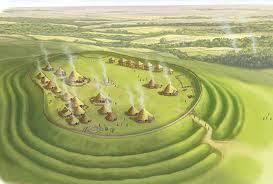 Hill fort fuilache