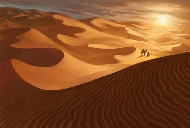 Stf54 sea of sand