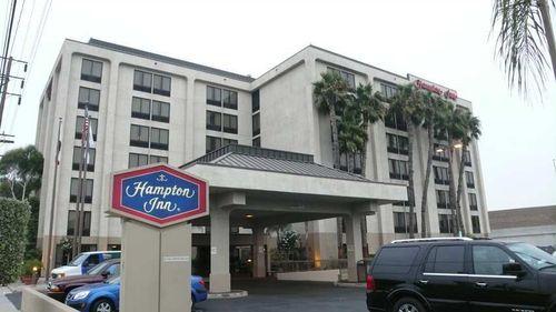 Hotel Hampton Inn