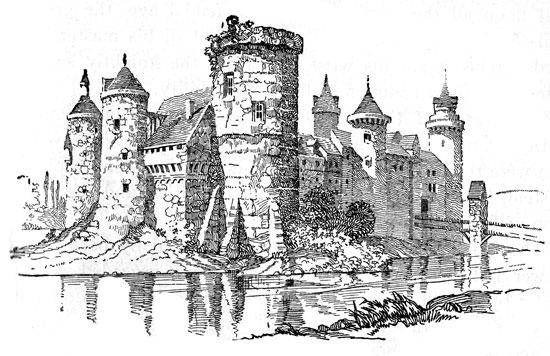 Aldreds castle