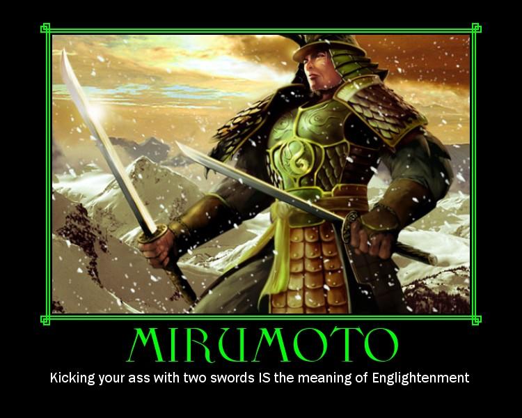 Mirumoto motivator