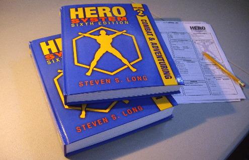 Hero books