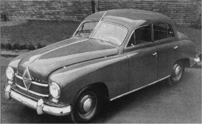 Hansa 1500 1949