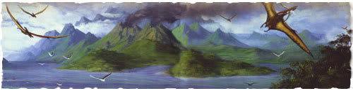 Isle of Dread view