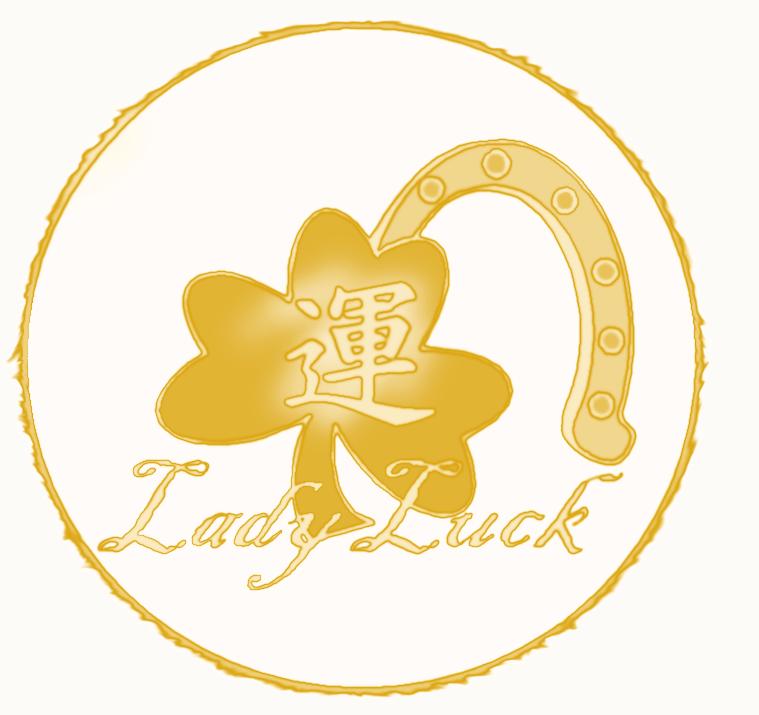 Lady luck logo