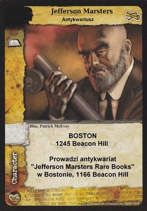 Jefferson Marsters