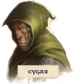 Cygar anravis