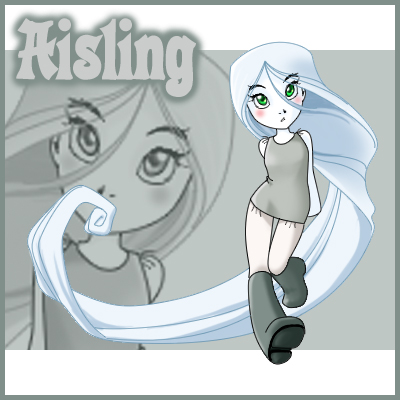 Patch  aisling by street angel