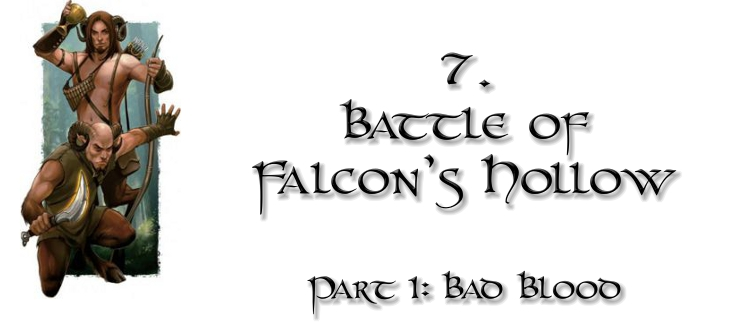 Battle of falcon s hollow