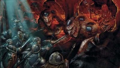 Bladerager trolls