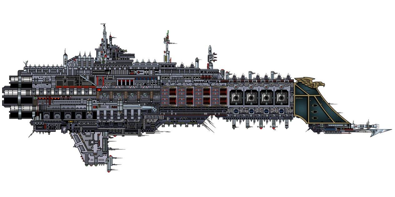 Dauntless class cruiser