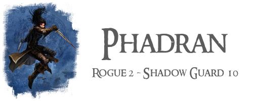 Phadran template